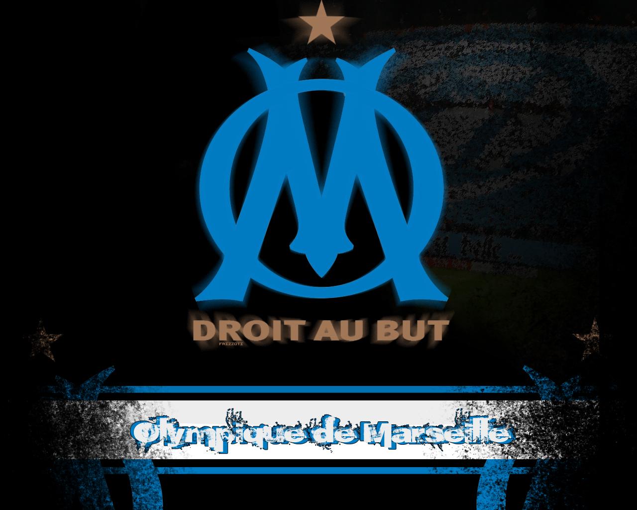 Fonds d'écran Sports - Loisirs OM Olympique de Marseille