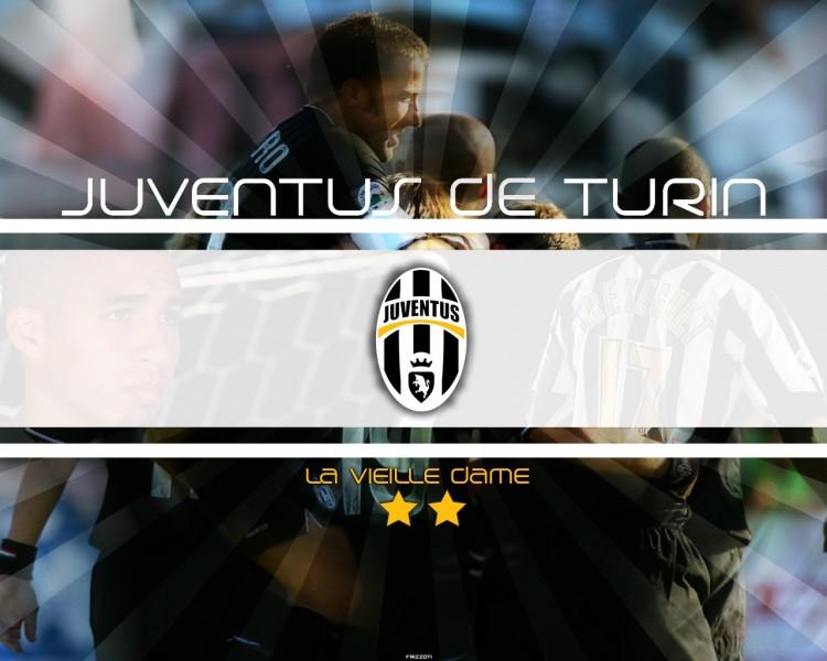 Fonds d'écran Sports - Loisirs Football Juventus de Turin