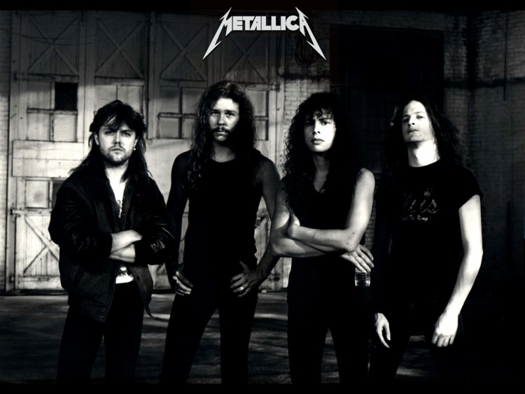Fonds d'écran Musique Metallica Wallpaper N°186745