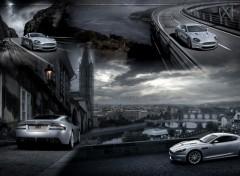 Fonds d'écran Voitures WIDE - Aston Martin DBS