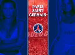 Wallpapers Sports - Leisures Paris Saint Germain - Clara Morgane