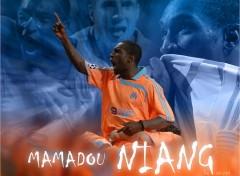 Fonds d'écran Sports - Loisirs Mamadou Niang