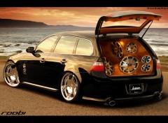 Fonds d'écran Voitures BMW 545i