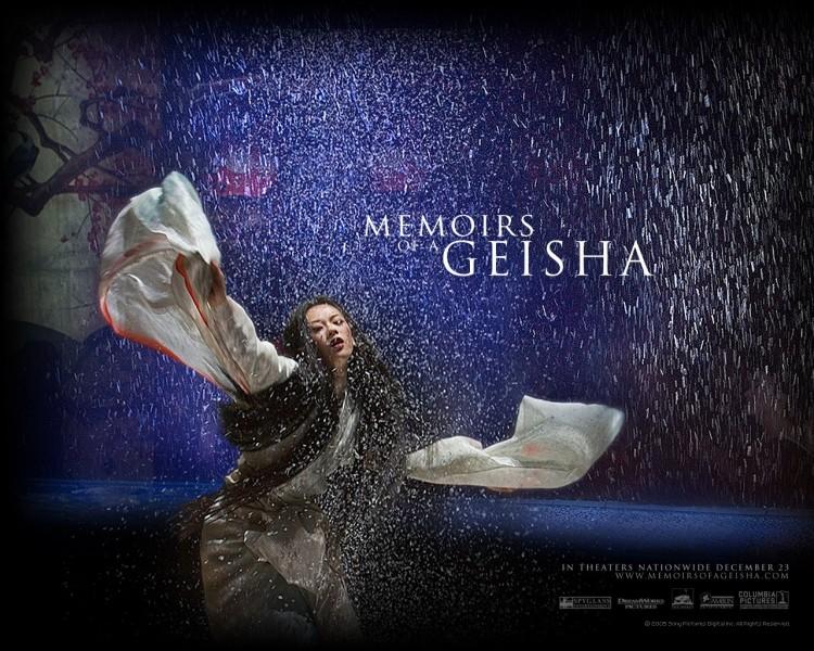 Fonds d'écran Cinéma Mémoires d'une Geisha Wallpaper N°187026