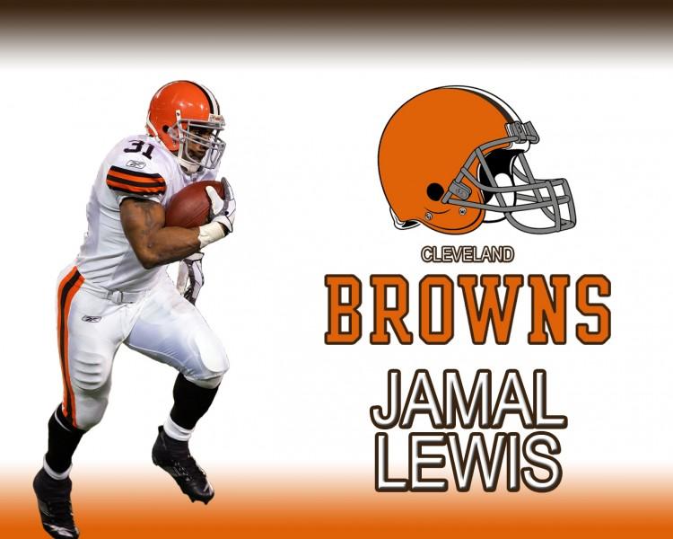 Fonds d'écran Sports - Loisirs Football Américain jamal_lewis_wall1_yukiki