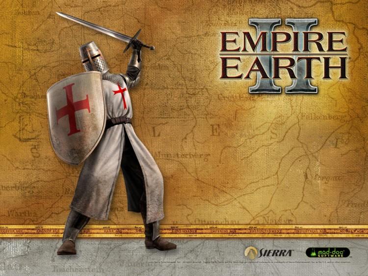 Fonds d'écran Jeux Vidéo Empire Earth Wallpaper N°188912
