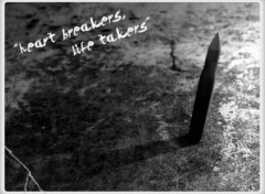 Wallpapers Digital Art heart breakers, life takers