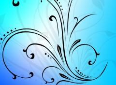 Fonds d'écran Art - Numérique Fleur d'esprit