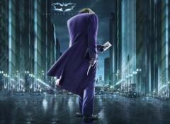 Fonds d'écran Cinéma Batman : The Dark Night