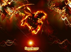 Wallpapers Digital Art faucheur
