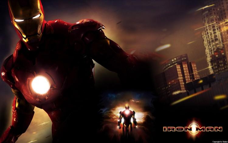 Wallpapers Movies Iron Man iRONmAN