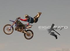 Fonds d'écran Motos Eigo Sato