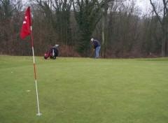 Fonds d'écran Sports - Loisirs Golfeur