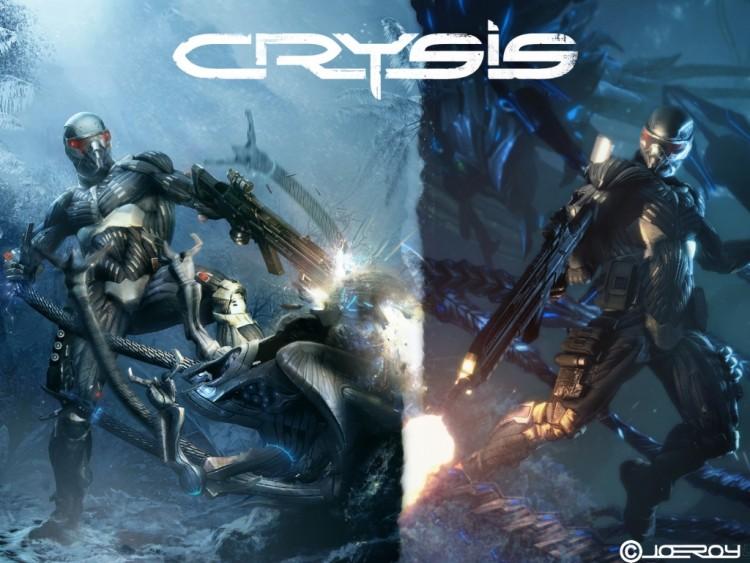 Fonds d'écran Jeux Vidéo Crysis Wallpaper N°189880