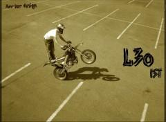 Wallpapers Motorbikes Sit Wheel par L3o [IST]