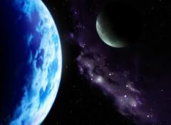 Fonds d'écran Art - Numérique en orbite