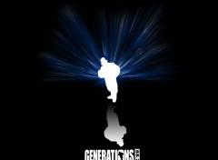 Fonds d'écran Musique GENERATIONS 88.2 fm radio