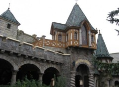 Wallpapers Constructions and architecture Disneyland resort paris