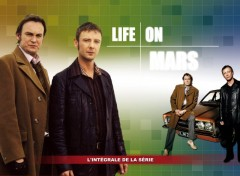 Wallpapers TV Soaps Life on Mars 2