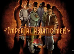 Wallpapers Comics Imperial Asiatic Men (IAM) Tome 1