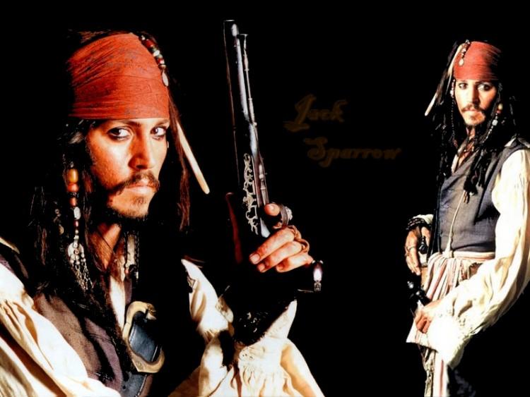 Fonds d'écran Célébrités Homme Johnny Depp Wallpaper N°190863