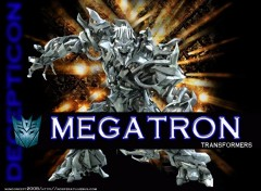Wallpapers Movies Megatron