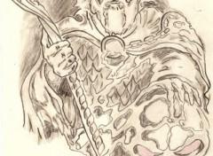 Wallpapers Art - Pencil MAGISCIEN votez svp