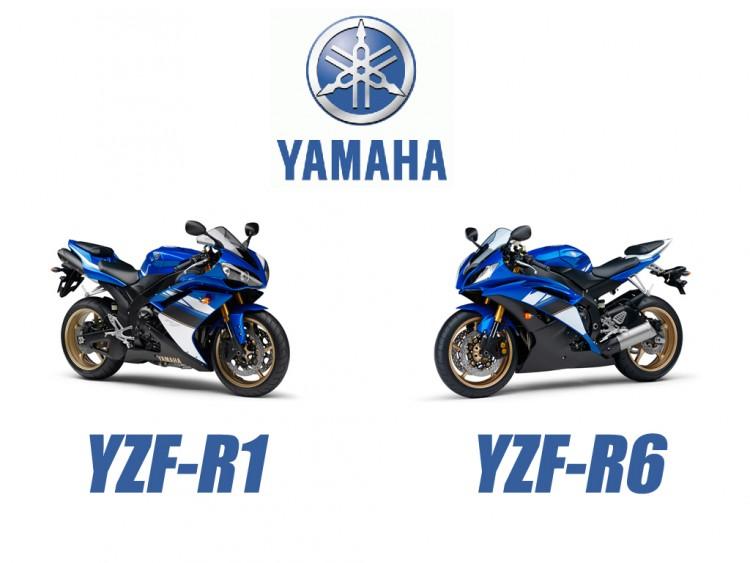 Fonds d'écran Motos Yamaha Super Sport