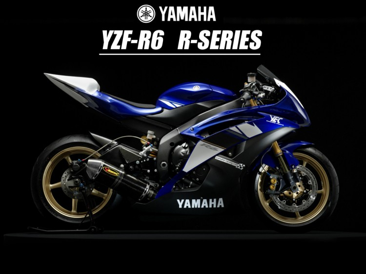 Wallpapers Motorbikes Yamaha YZF-R6 R-Series