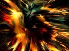 Fonds d'écran Art - Numérique feu