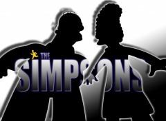 Fonds d'écran Dessins Animés Simpson's shadow