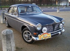 Fonds d'écran Voitures Volvo Amazon