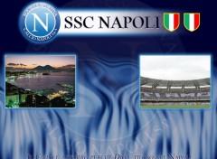 Fonds d'écran Sports - Loisirs Forza Napoli !