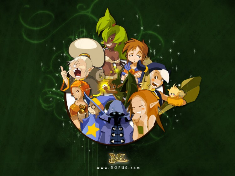 Wallpapers Video Games Wallpapers Dofus Contest Dofus By