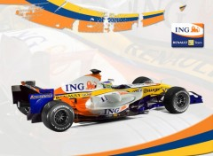 Wallpapers Sports - Leisures RENAULT F1 TEAM (ING)