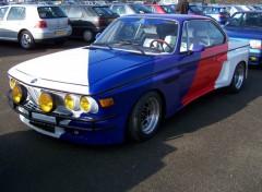 Fonds d'écran Voitures BMW 3.5 CSL