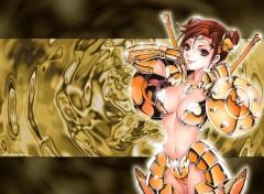 Fonds d'écran Manga angel libra
