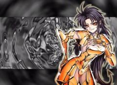 Wallpapers Manga angel gemini