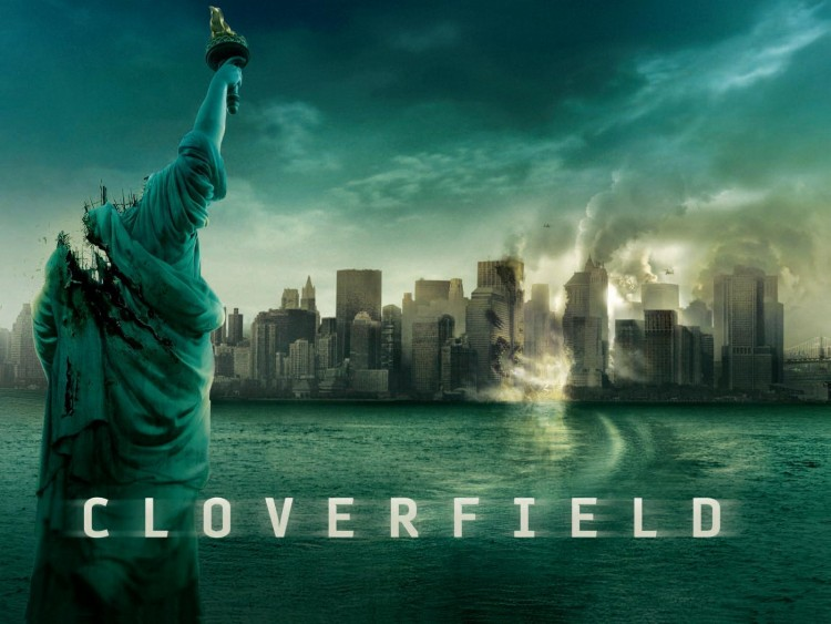 Fonds d'écran Cinéma Cloverfield (06-02-08) Cloverfield