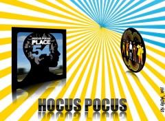 Fonds d'écran Musique hocus pocus