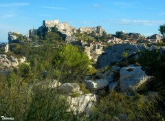 Fonds d'écran Voyages : Europe Les-Baux-de-Provence