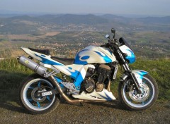 Wallpapers Motorbikes z750 perso