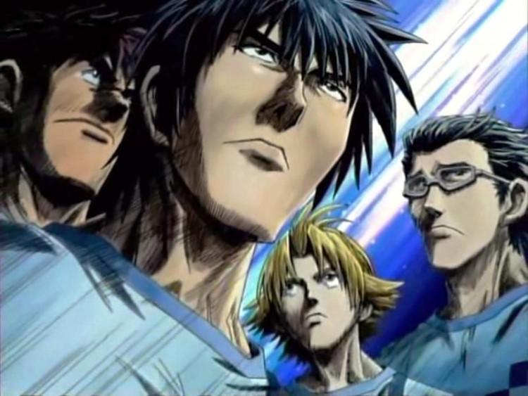 Fonds d'écran Manga Eyeshield21 Oujou