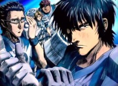 Fonds d'écran Manga White Knights