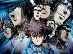Fonds d'écran Manga Eyeshield 21