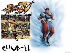 Wallpapers Video Games Chun-Li