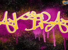 Fonds d'écran Art - Peinture tag AKIRA