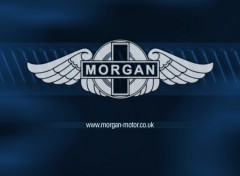 Fonds d'écran Voitures Morgan Sigle