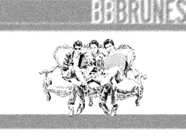 Fonds d'écran Musique BB Brunes Wallpaper N°195722