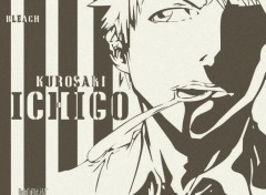 Fonds d'écran Manga Kurosaki Ichigo